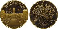 20 Euro Gold 2007 Italien-Königreich Repub...