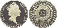 5 Dollars 2000 Australien Elizabeth II. seit 1952. Polierte Platte  29,00 EUR  +  10,00 EUR shipping