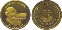 25 Dollars Gold 2001 Liberia Republik seit...