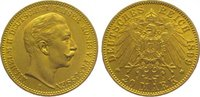 20 Mark Gold 1899  A Preußen Wilhelm II. 1...