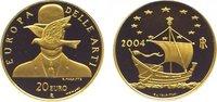 20 Euro Gold 2004 Italien-Königreich Repub...