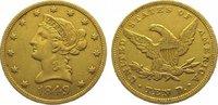 10 Dollars Gold 1849 Vereinigte Staaten vo...