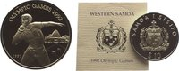 10 Tala 1991 Samoa Westsamoa 1962-1997. Or...