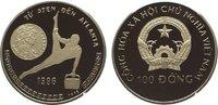 100 Dong 1995 Vietnam Nord-Vietnam. Polierte Platte  34,00 EUR  +  10,00 EUR shipping