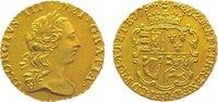 Quarter Guinea Gold 1762 Großbritannien Ge...