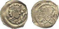 Pfennig 1215-1250 Nürnberg, Reichsmünzstät...