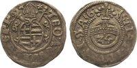 1/24 Taler 1615 Paderborn, Bistum Dietrich...
