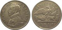 Kammerherrentaler 1816  A Brandenburg-Preu...