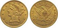5 Dollars Gold 1900 Vereinigte Staaten von...