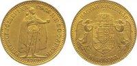 10 Korona Gold 1906 Ungarn Franz Josef I. ...