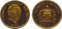 10 Dollars Gold 2003 Samoa  Polierte Platte