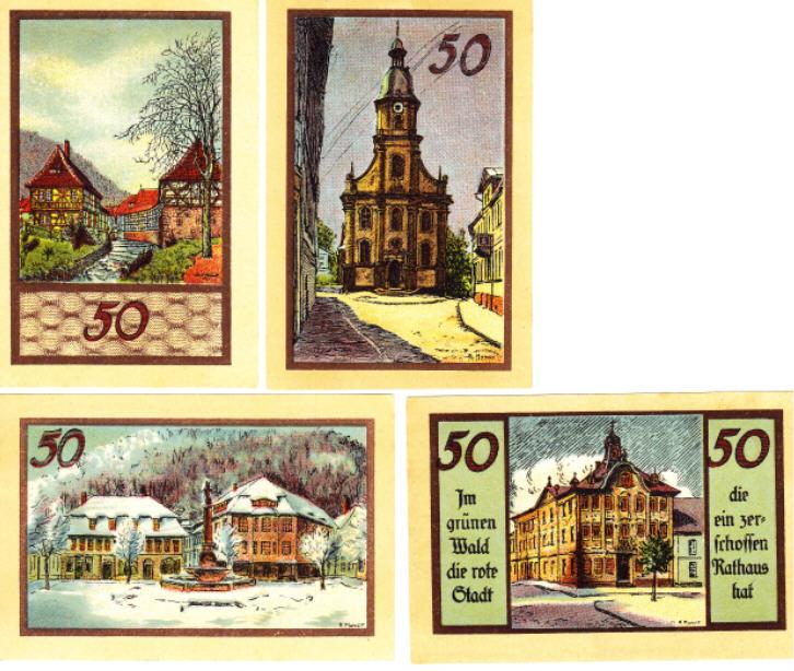 notgeld 1922 deutschland suhl neuf ma shops