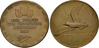 Bronzemedaille 1929 ZÜRICH Zufrieren des S...