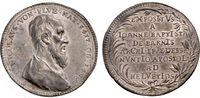 Zinnmedaille 1732 SCHWEIZ von Hedlinger Vo...
