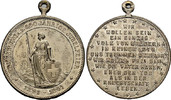 Cu-Ni-Medaille 1891 SCHWEIZ zum 600jährige...