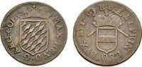 Halb-Liard 1650-1688 LÜTTICH MAX HEINRICH ...