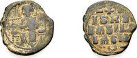 Follis ca. 1050-10 BYZANZ ANONYM (ZEIT DES...