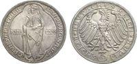 3 Mark 1928 A WEIMARER REPUBLIK Naumburg V...