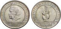 3 Mark 1929 F WEIMARER REPUBLIK Verfassung...
