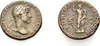 As 119-121/2 ROM, KAISERZEIT HADRIANUS Schön
