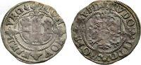 Doppelschilling 1597 HAMBURG  Sehr schön