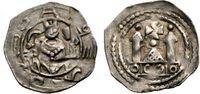 Pfennig 1170-1200 SALZBURG ERIACENSIS-Gepr...