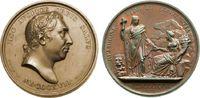Medaille 1817 GROSSBRITANNIEN GEORGE III S...