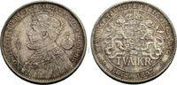 2 Kronen 1897 SCHWEDEN Regierungsjubiläum ...