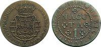 Macuta 1814 ANGOLA  Vorzüglich