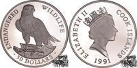 50 Dollar 1991 Cook-Inseln Neuseeländische Verwaltung 50 Dollar 1991 - ... 31,50 EUR  +  16,20 EUR shipping