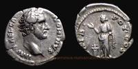 Denarius 138 AD. Roman Empire Antoninus Pius Caesar, Rome mint, Denariu... 149,00 EUR  +  7,00 EUR shipping
