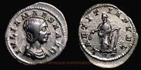 Denarius 219-220 AD. Roman Empire Julia Maesa, Syrian mint, Denarius, R... 219,00 EUR  +  7,00 EUR shipping