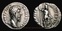 Denarius 163-164 AD. Roman Empire Lucius Verus, Rome mint, Denarius, RI... 159,00 EUR  +  7,00 EUR shipping