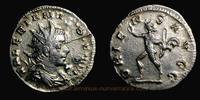 Antoninianus 257-258 AD. Roman Empire 257-258 AD., Valerian I., Colonia... 49,00 EUR  +  7,00 EUR shipping