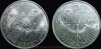 5 Deutsche Mark 1952 Bundesrepublik Deutschland centenary of the German... 379,00 EUR  +  7,00 EUR shipping
