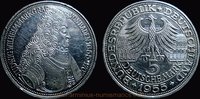 5 Deutsche Mark 1955 Bundesrepublik Deutschland 300th anniversary of th... 159,00 EUR  +  7,00 EUR shipping