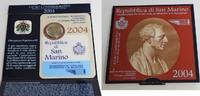 2 Euro 2004 San Marino Gedenkmünze - 100. ...