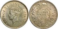 1 Rupee 1940 Indien George VI. 1936-1947 s...