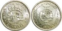 20 Escudos 1955 Angola Überseeprovinz 1951-1975 (Christuskreuz mit Wapp... 18,00 EUR  +  6,80 EUR shipping