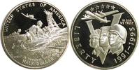 1/2 Dollar 1993 Amerika, Vereinigte Staate...