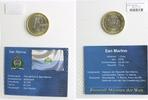 1 Euro 2009 San Marino Kursmünze