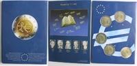 2 Euro 2009 Deutschland Set - 10 Jahre Eur...