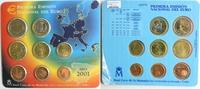 3,88 Euro 2001 Spanien, España, Spain Euro...