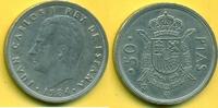 50 Peseten Pesetas PTAS 1984 Spanien JUAN ...