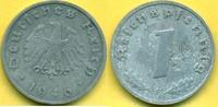 1 Reichspfennig 1946 Deutschland  s+