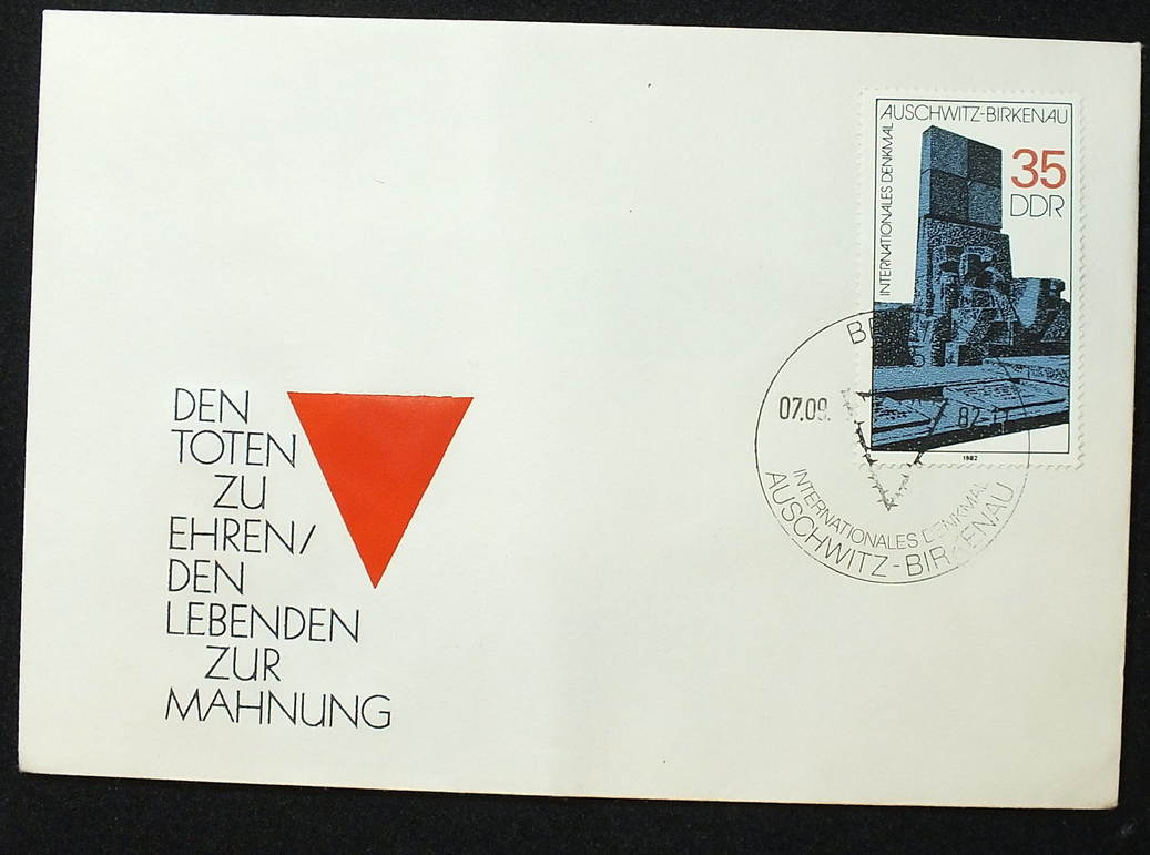 1982 Ddr Michel Nr2735 Fdc Ma Shops
