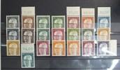 Bund Michel Nr. 635-645, 689-692, 727-73...