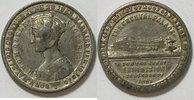 Zinnmed. 1851 England zur Weltausstellung ...