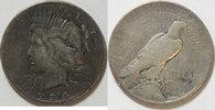 1 $ 1934 S USA Peace $ 1921 - 1935 s