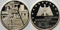 10 € 2003 F Deutschland Industrielandschaf...